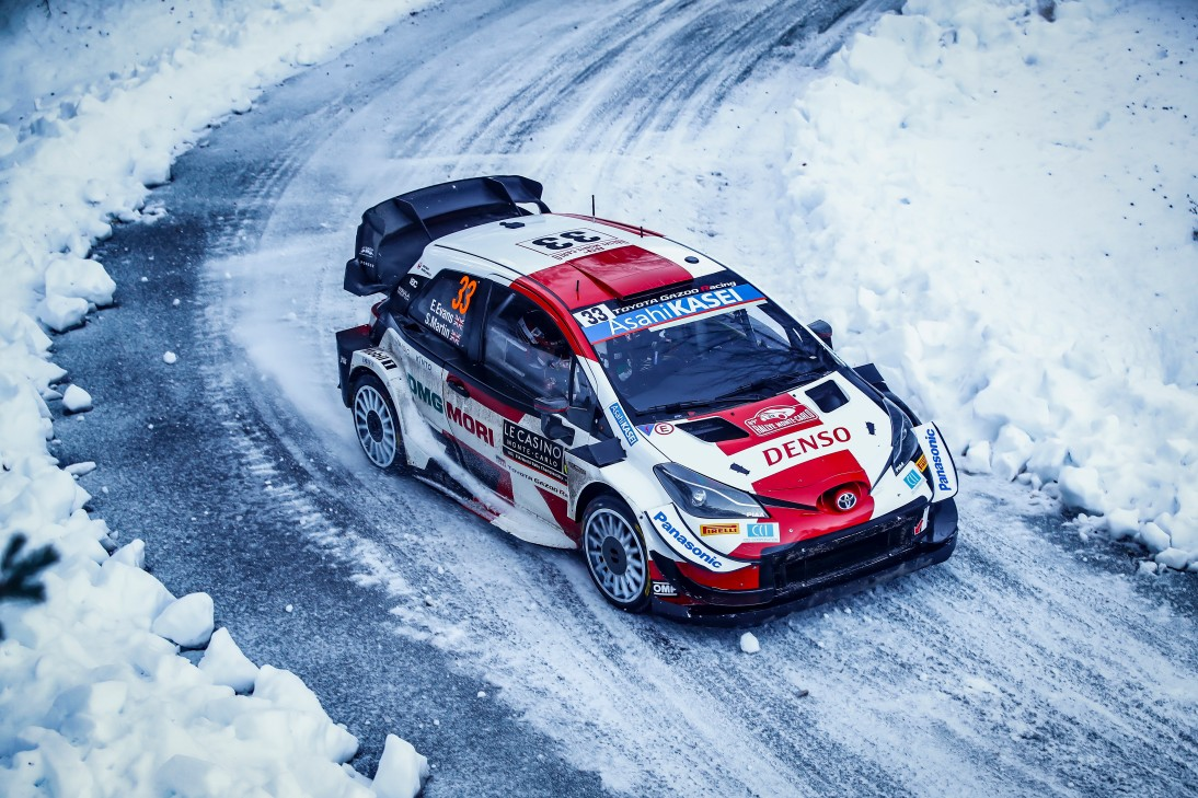 Rally Montecarlo 2021