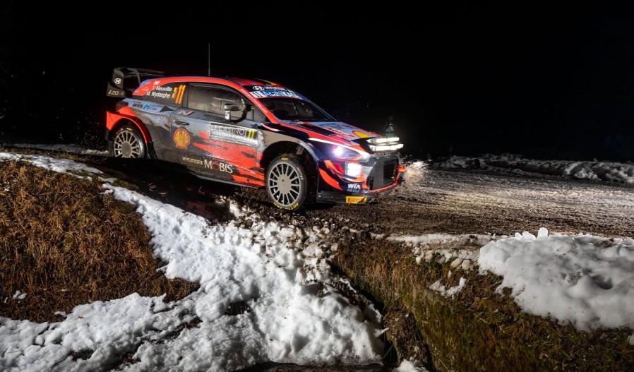 Rallye Montecarlo 2021