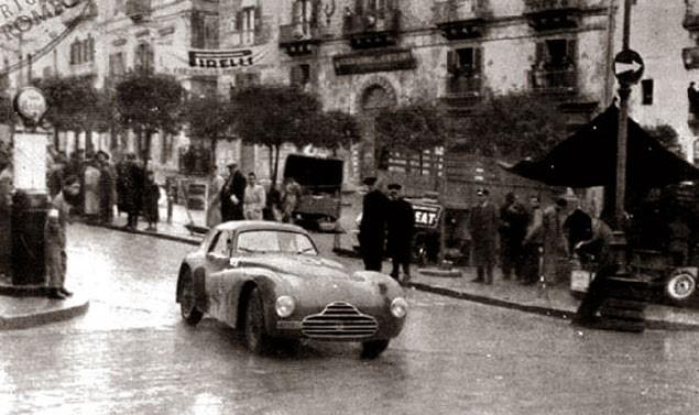 Alfa Romeo 8C Competizione (1950)
