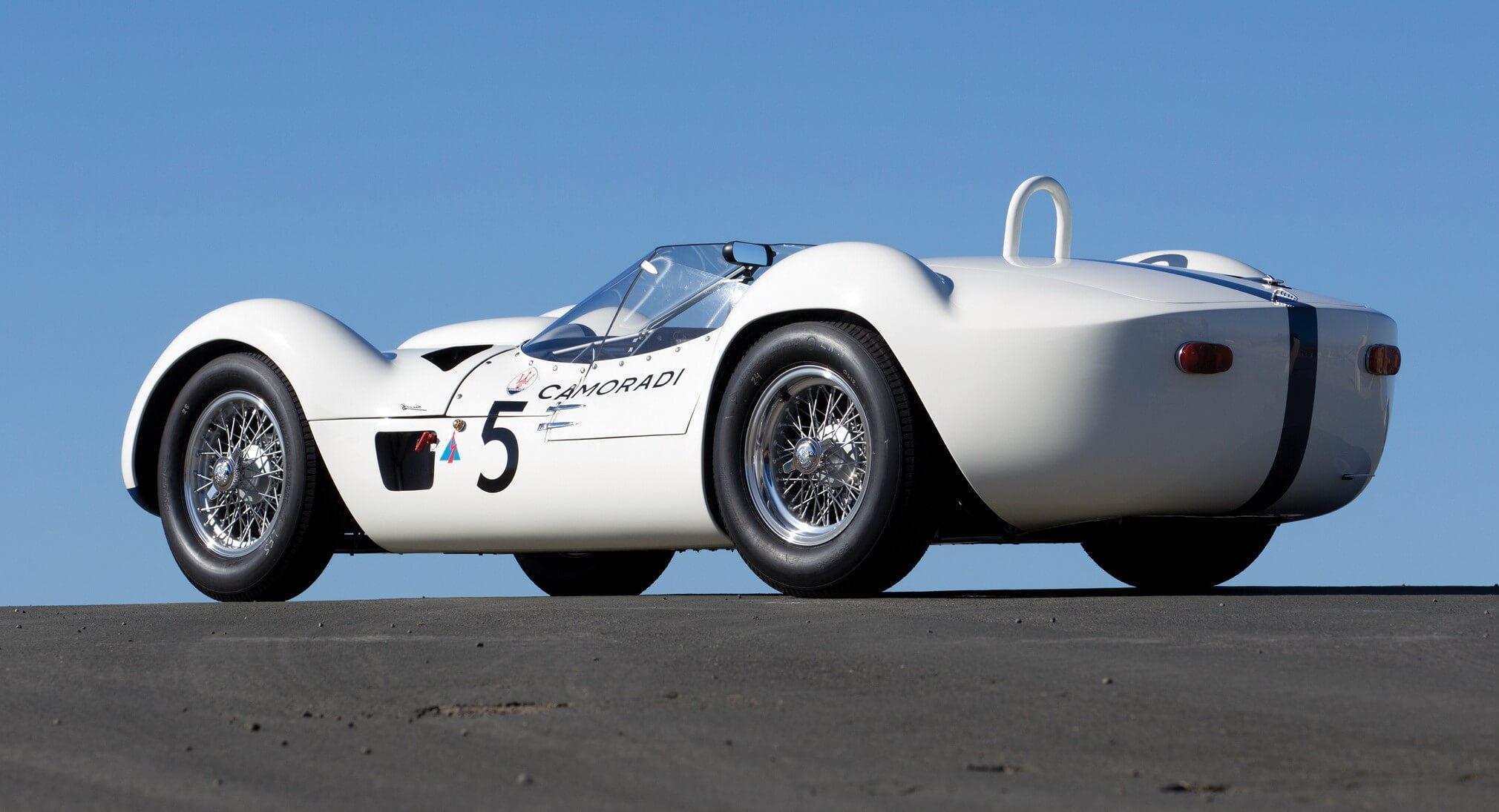 Maserati Birdcage (1960)