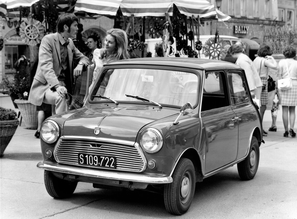 Mini MkIII 1969
