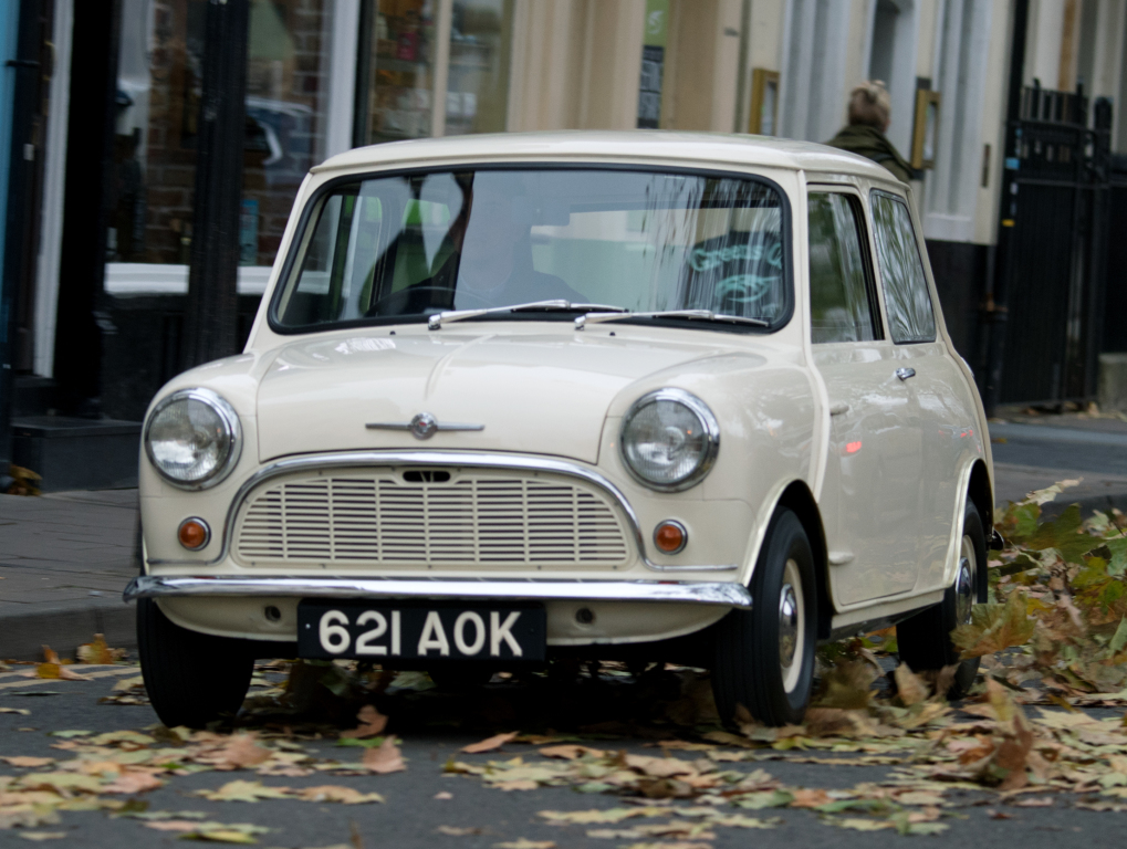Mini MKI (1959 -1967)