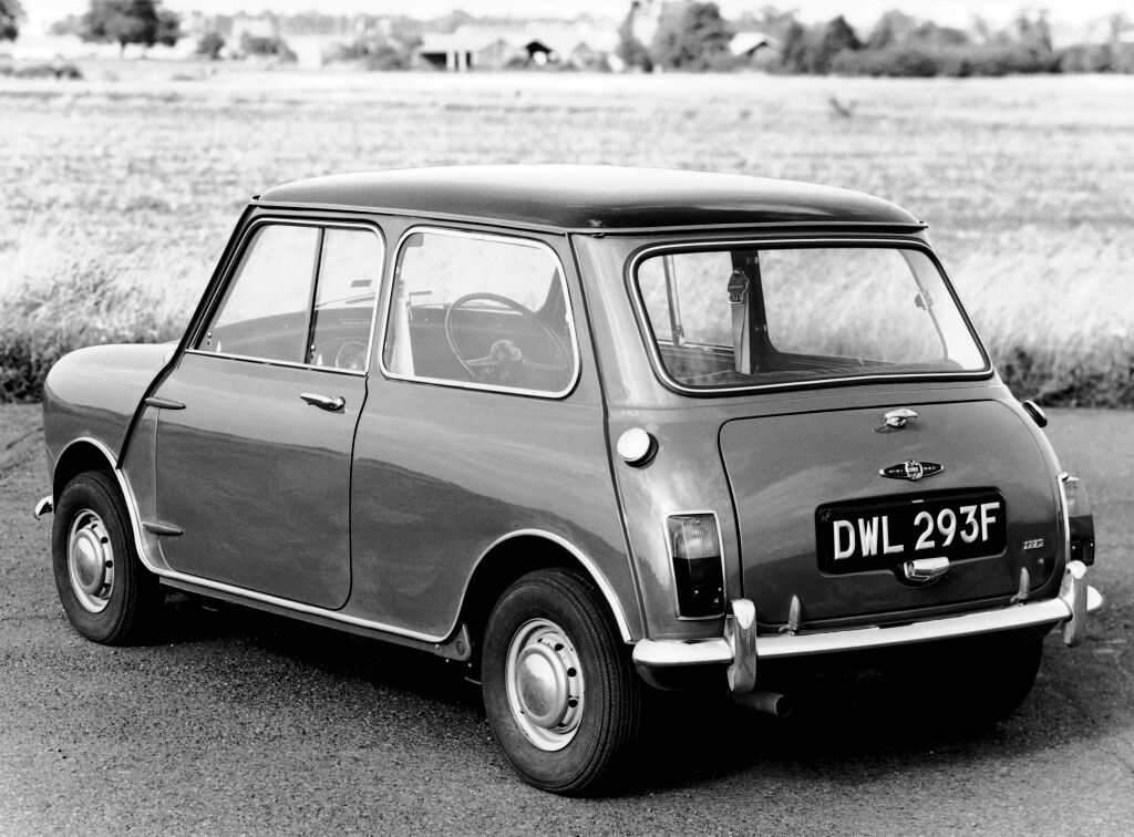 Mini Cooper S MkII