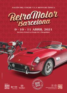 Retromotor Barcelona 2021