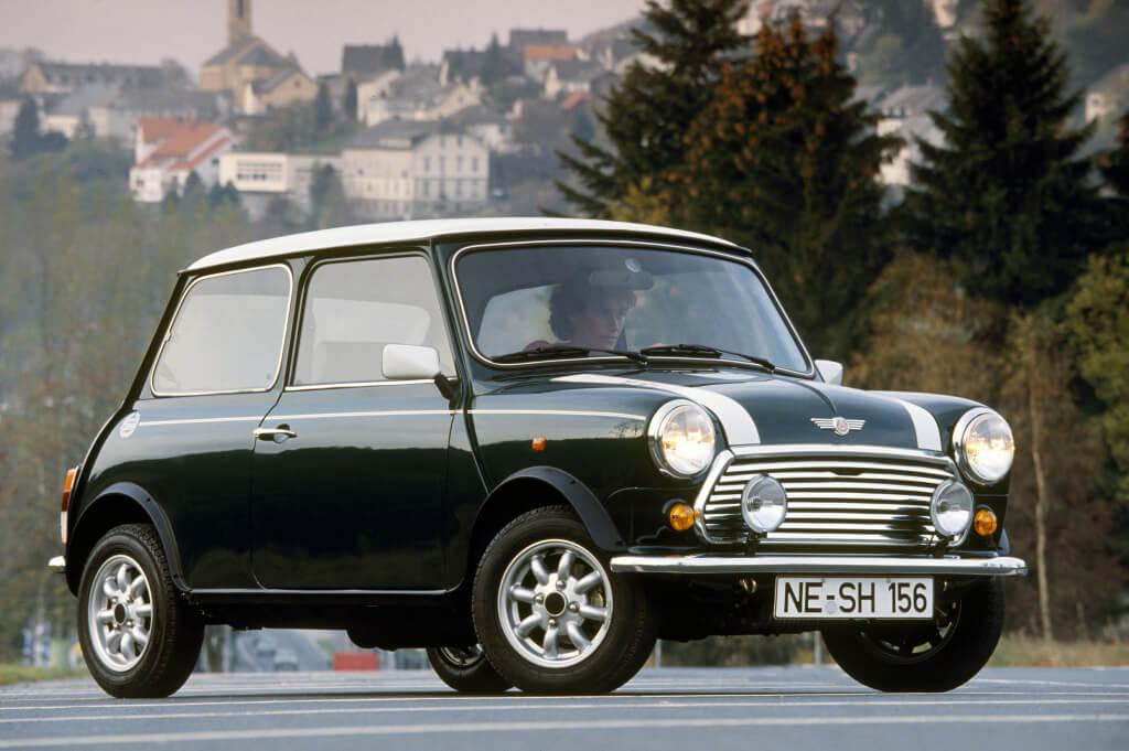Rover Mini Cooper (1990)