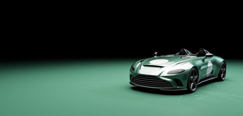 Aston Martin Speedster V12 DBR1 Limited Edition