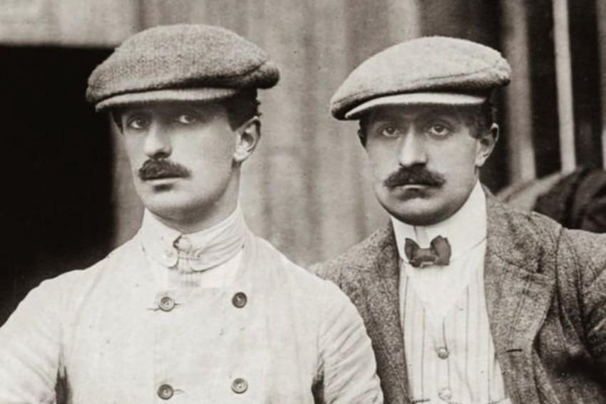 Gabriel  y Charles Voisin