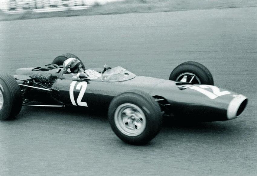 Jackie Stewart, el campeón escocés