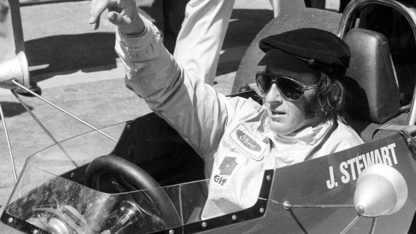 Jackie Stewart siempre abogó por una F1 más segura