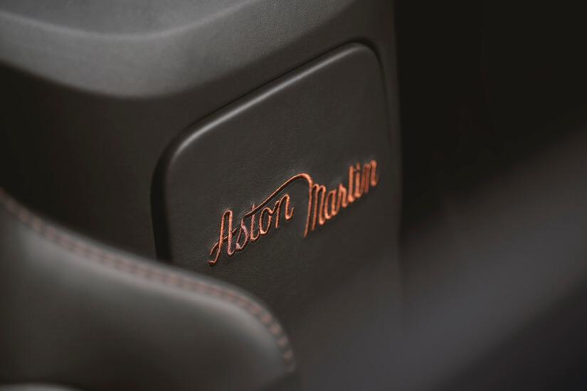 Aston Martin A3 logo
