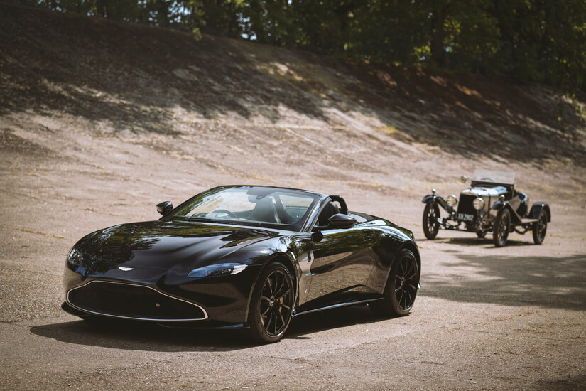 Aston Martin A3 perspectiva