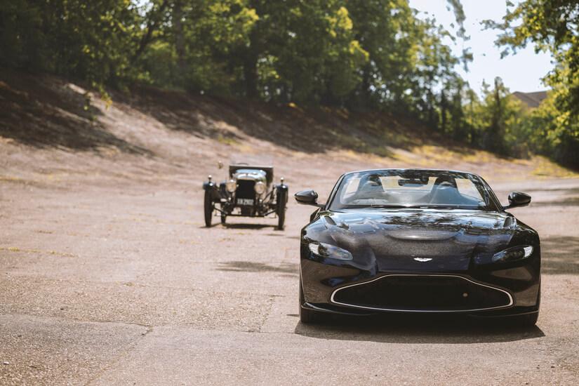 Aston Martin A3 frentes