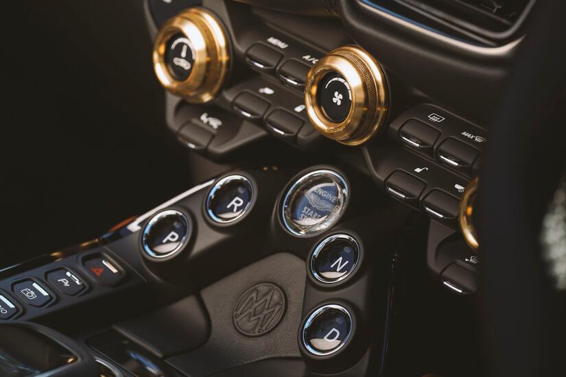 Aston Martin A3 cuadro