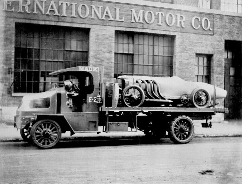 Blitzen-Benz transporte