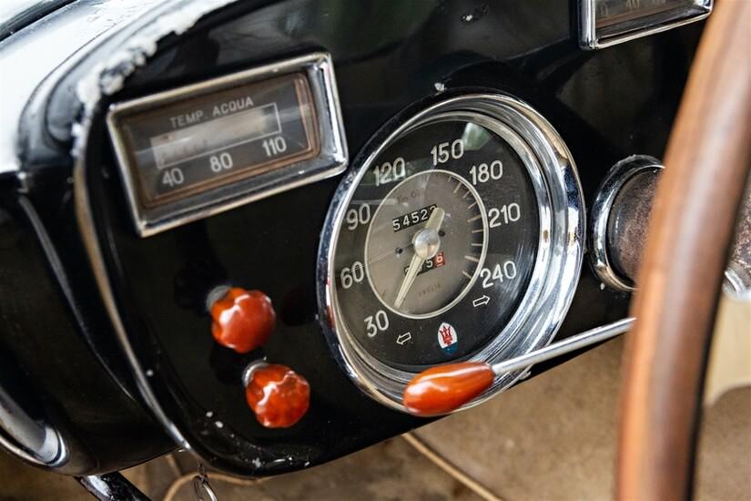 Maserati A6G 54 relojes