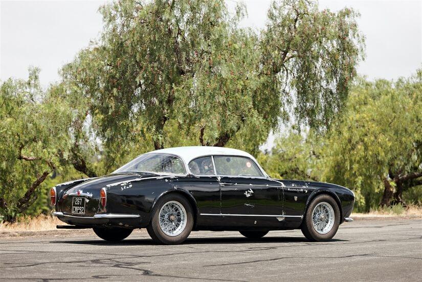 Maserati A6G 54 trasera