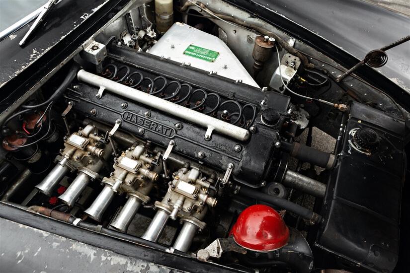 Maserati A6G 54 Motor