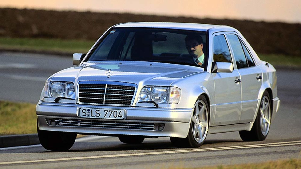 Mercedes-500-E