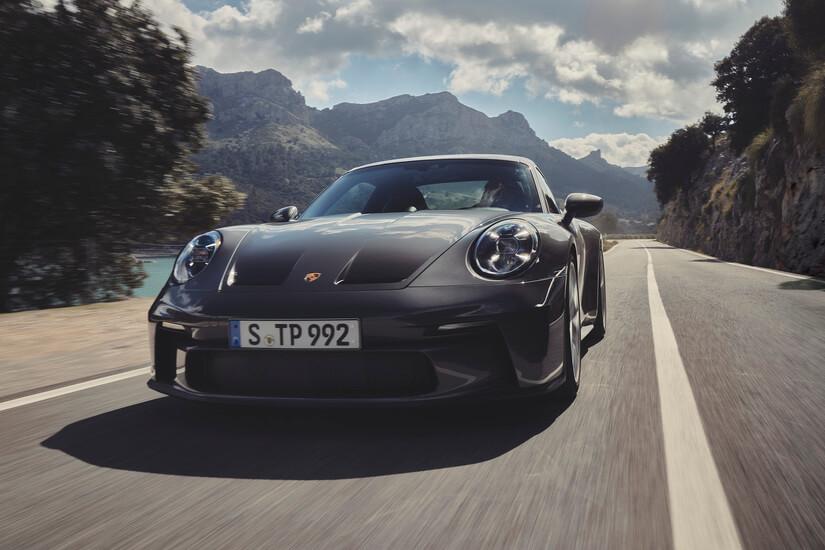 Porsche 911 GT3 Frontal