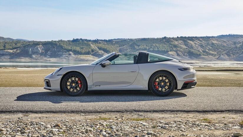 911 GTS DE LADO