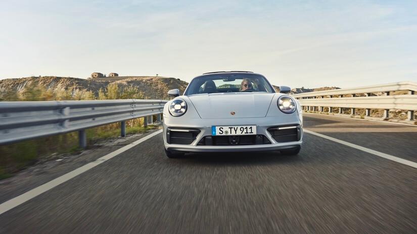 911 GTS FRENTE