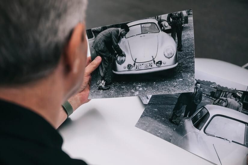 Porsche en Le Mans recuerdos del pasado