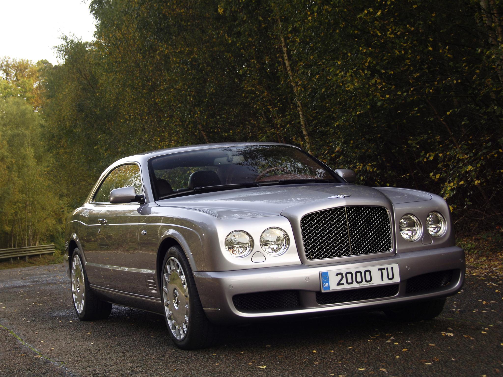 Bentley Brooklands frente