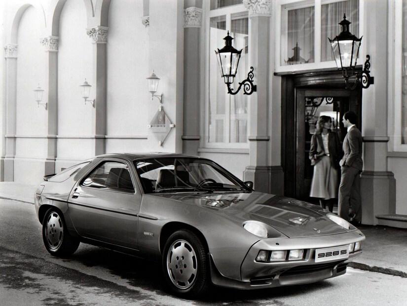 Porsche 928 frontolateral