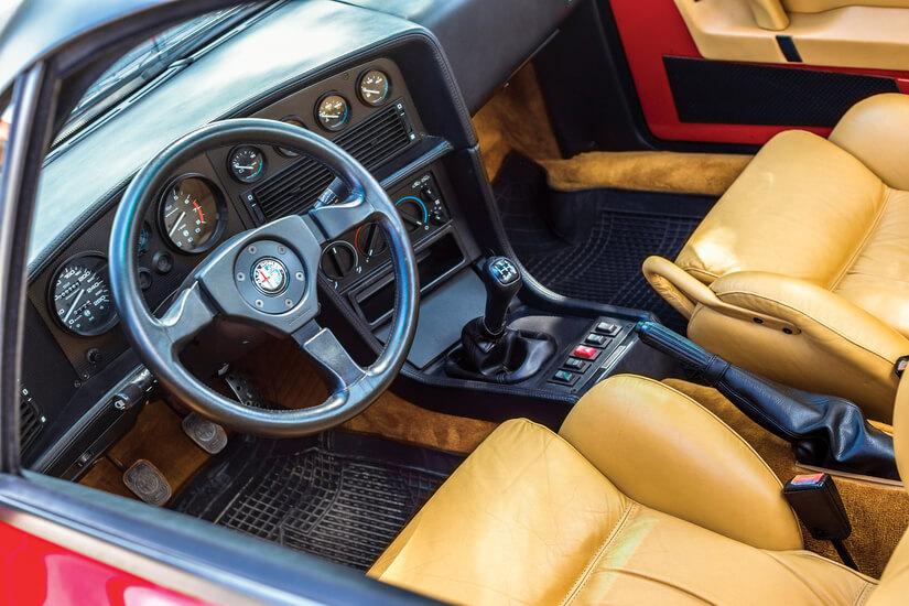 Alfa Romeo SZ volante