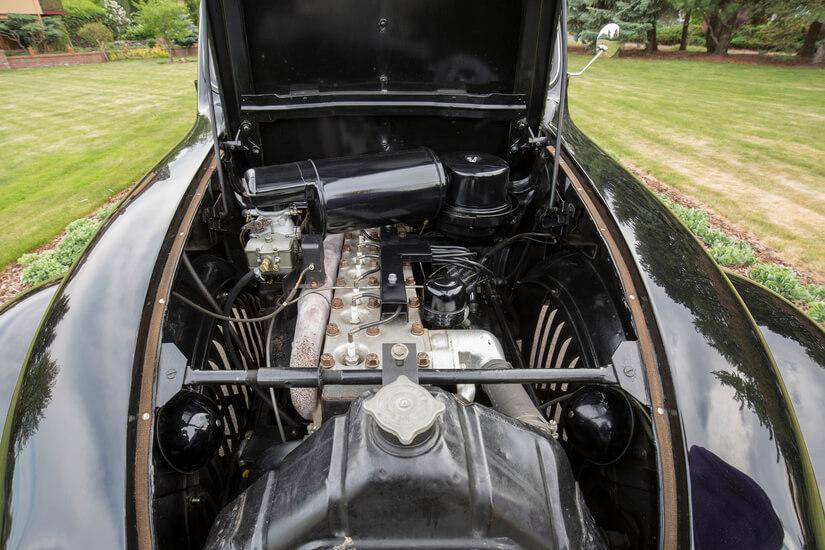 Chrysler Airflow motor