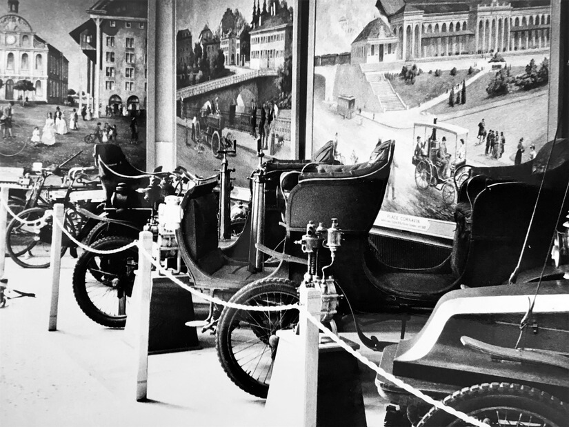 De Dion-Bouton Voiturette Type G Victoria museo
