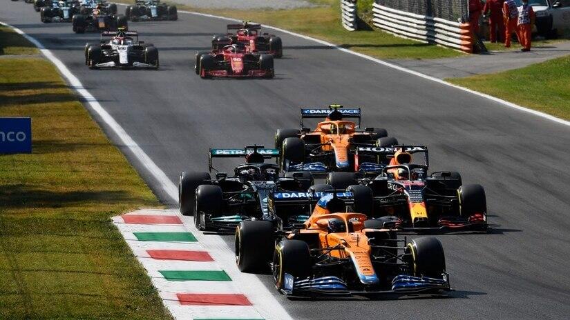 GP F1 Rusia