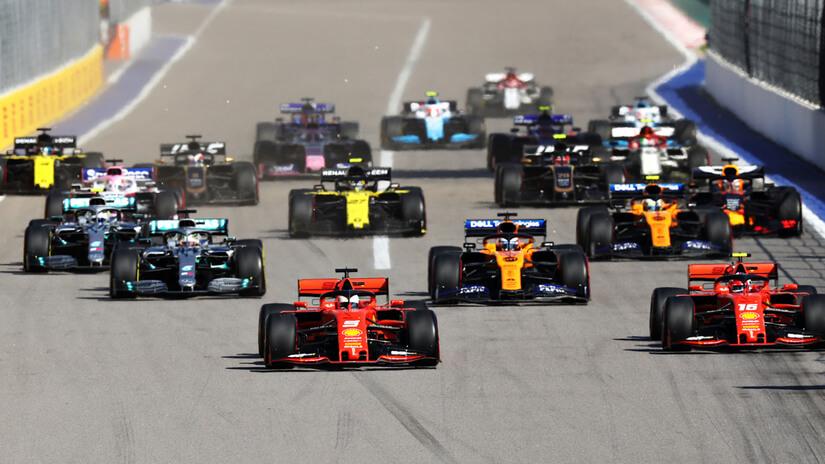F1 RUSIA 2021