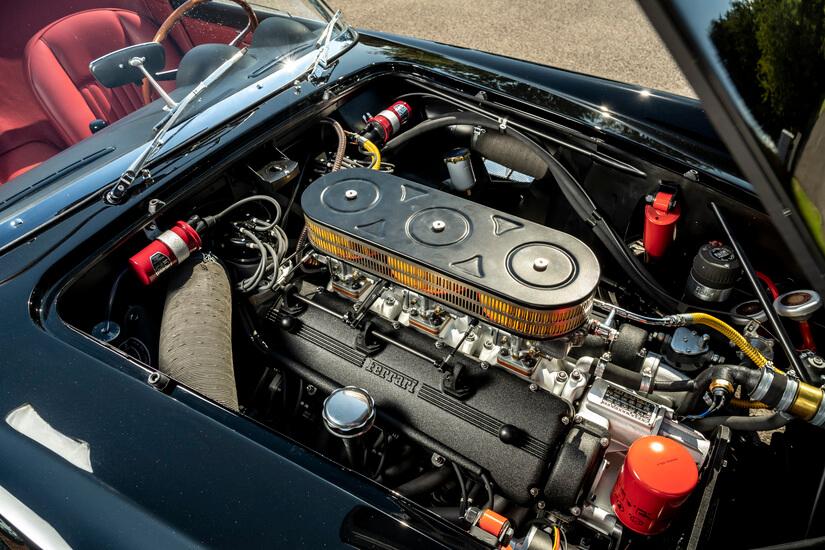 Ferrari 250 GT California Spyder motor