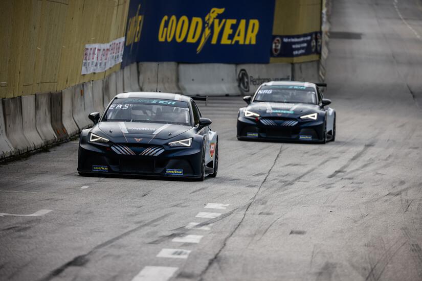 CUPRA e-Racer carrera