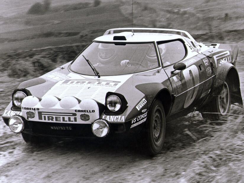 Lancia Stratos mundial