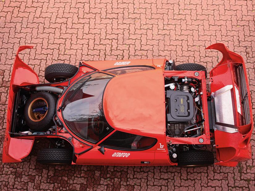 Lancia Stratos abierto