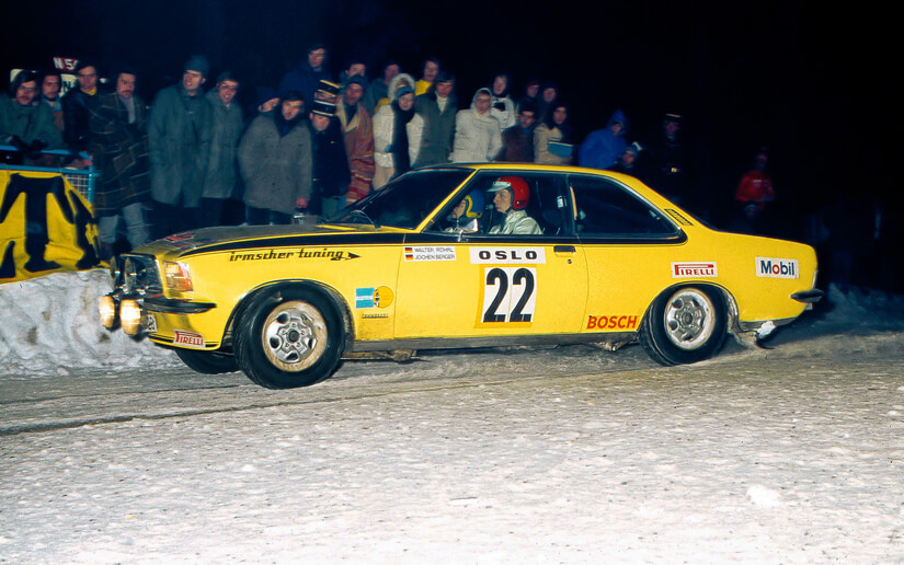 Opel Comodore